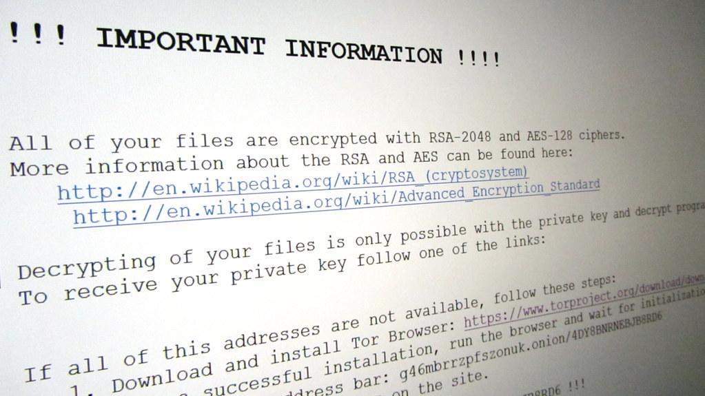 M s de un cuarto del ransomware ahora va dirigido a las for Cuarto mas empresa