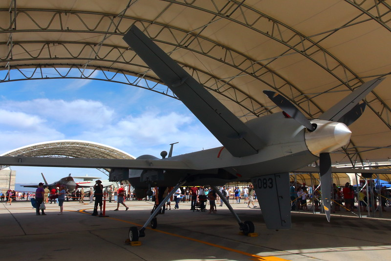 IMG_2641 MQ-9 Reaper, NAWS China Lake Air Show