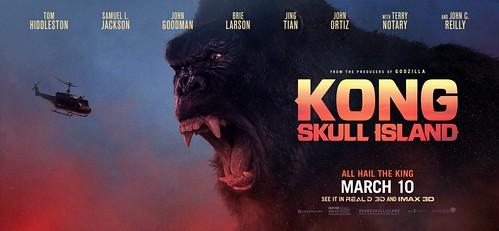 Kong - Skull Island - Poster 5