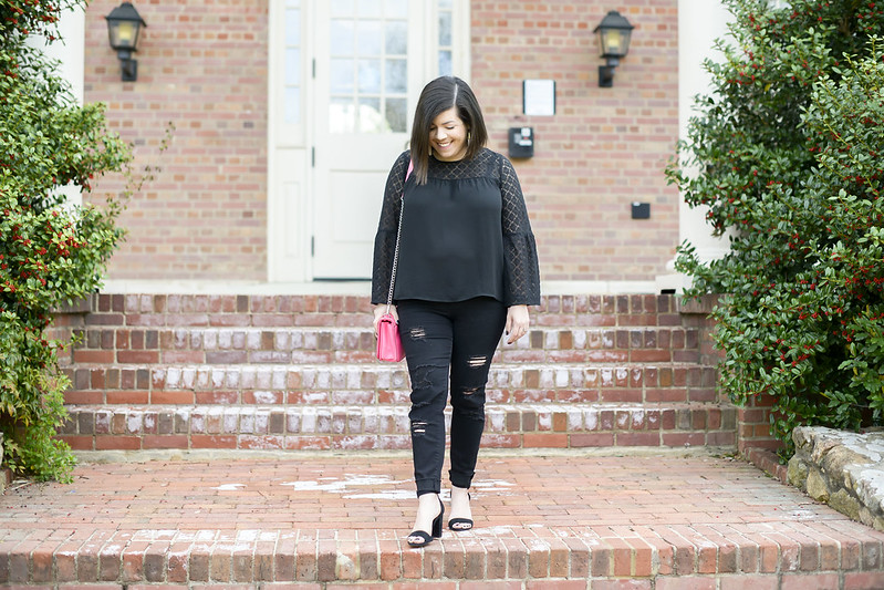 All Black for Spring-@headtotoechic-Head to Toe Chic