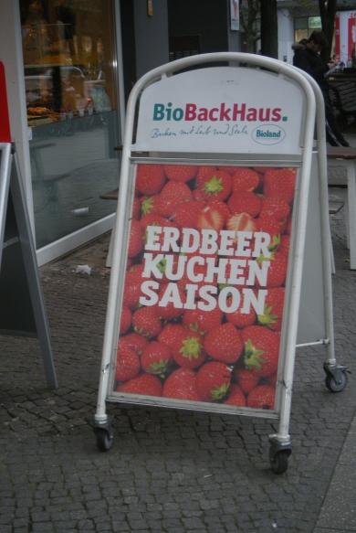 bio-Erdbeer-Saison