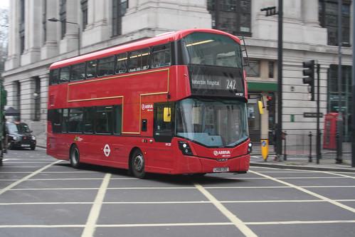Arriva London HV237 LK66GBZ