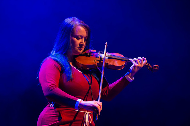 Eliza Carthy © Sean Spencer