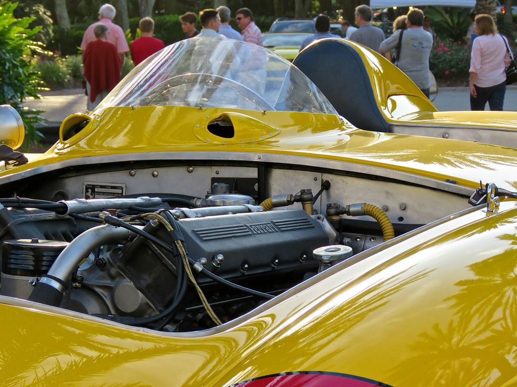 1955 Ferrari 750 Monza 2