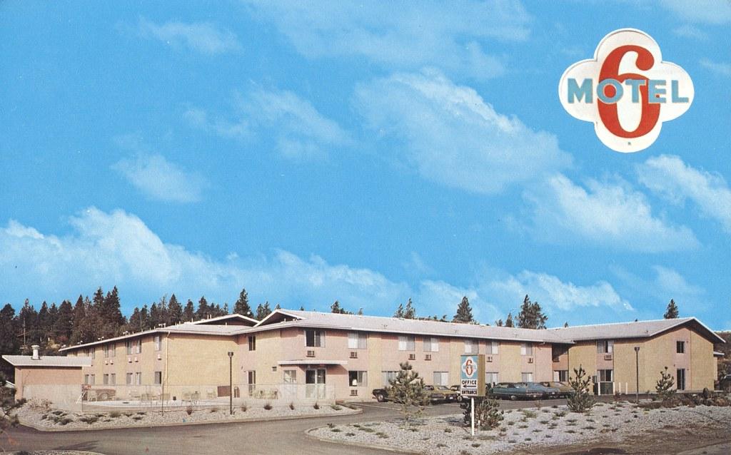 Motel 6 - Spokane, Washington