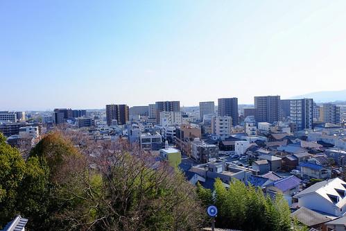 2017.04.02 池田城眺望