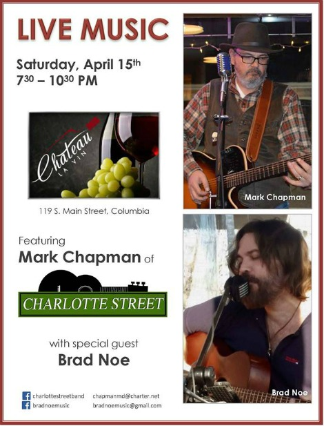 Charlotte Street 4-15-17