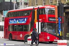Wrightbus NRM NBFL - LTZ 1714 - LT714 - Waterloo 211 - Abellio London - London 2017 - Steven Gray - IMG_8242