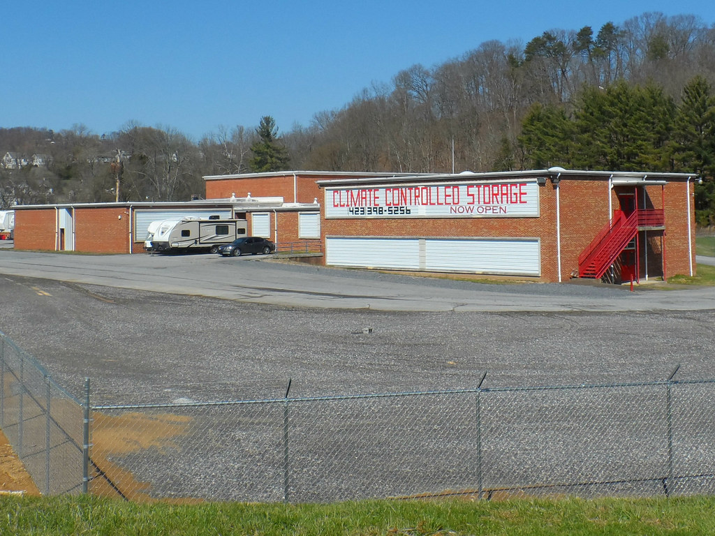 Former Brookside School -- Bloomingdale, Tennessee