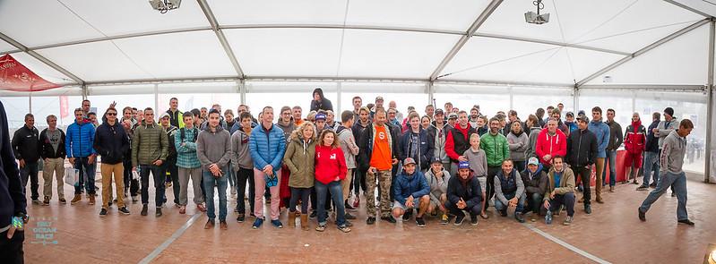 Oxbow Kelt Ocean Race, jour 2