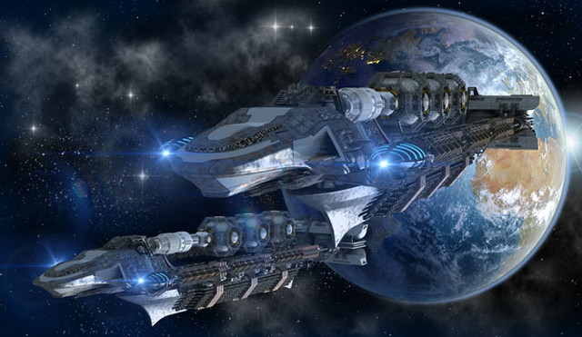 UFO-fleet
