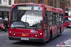 Scania N94UB East Lancs Myllennium - YU02 GHK - ELS4 - Go Ahead London London Central - London - 140926 - Steven Gray - IMG_0246