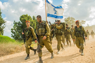 IDF Home Front Command's Search & Rescue Brigade Complete Their Beret March | by Israel Defense Forces