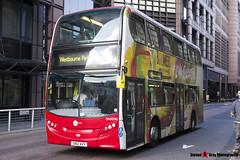 Alexander Dennis Trident Enviro 400 - SN12 AVY - DN33782 - Tower Transit - Liverpool Street London - 140926 - Steven Gray - IMG_0261