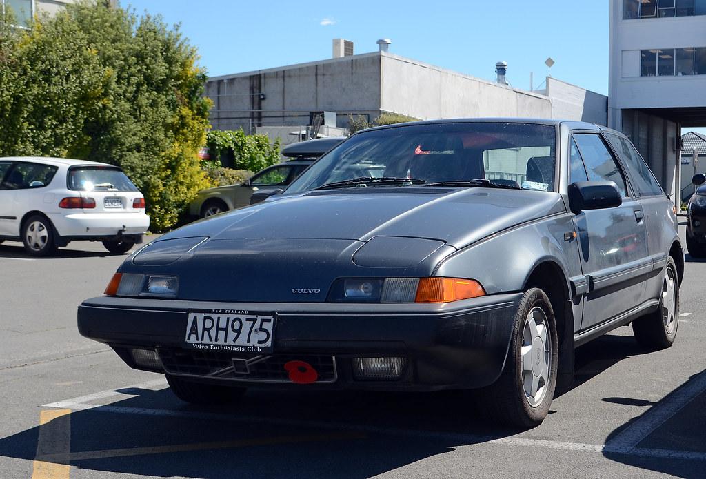 1987 Volvo 480 Es Christchurch New Zealand Thanks Tom Stephen