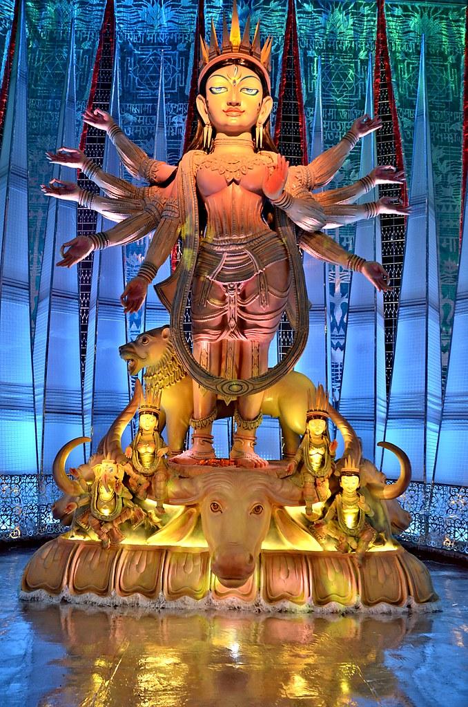 Durga puja in kolkata 2014 mitali kankurgachi flickr mitali kankurgachi by durga puja in kolkata 2014 mitali kankurgachi by altavistaventures Gallery