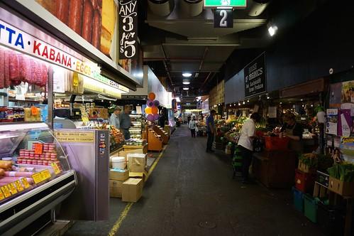 Adelaide Central Market Food Court