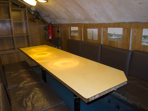 Submarine mess hall | by quinet