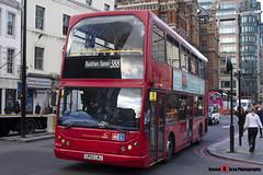 Dennis Trident East Lancs Myllennium Lolyne - LR52 LWJ - HTL9 - CT Plus - London - 140926 - Steven Gray - IMG_0247