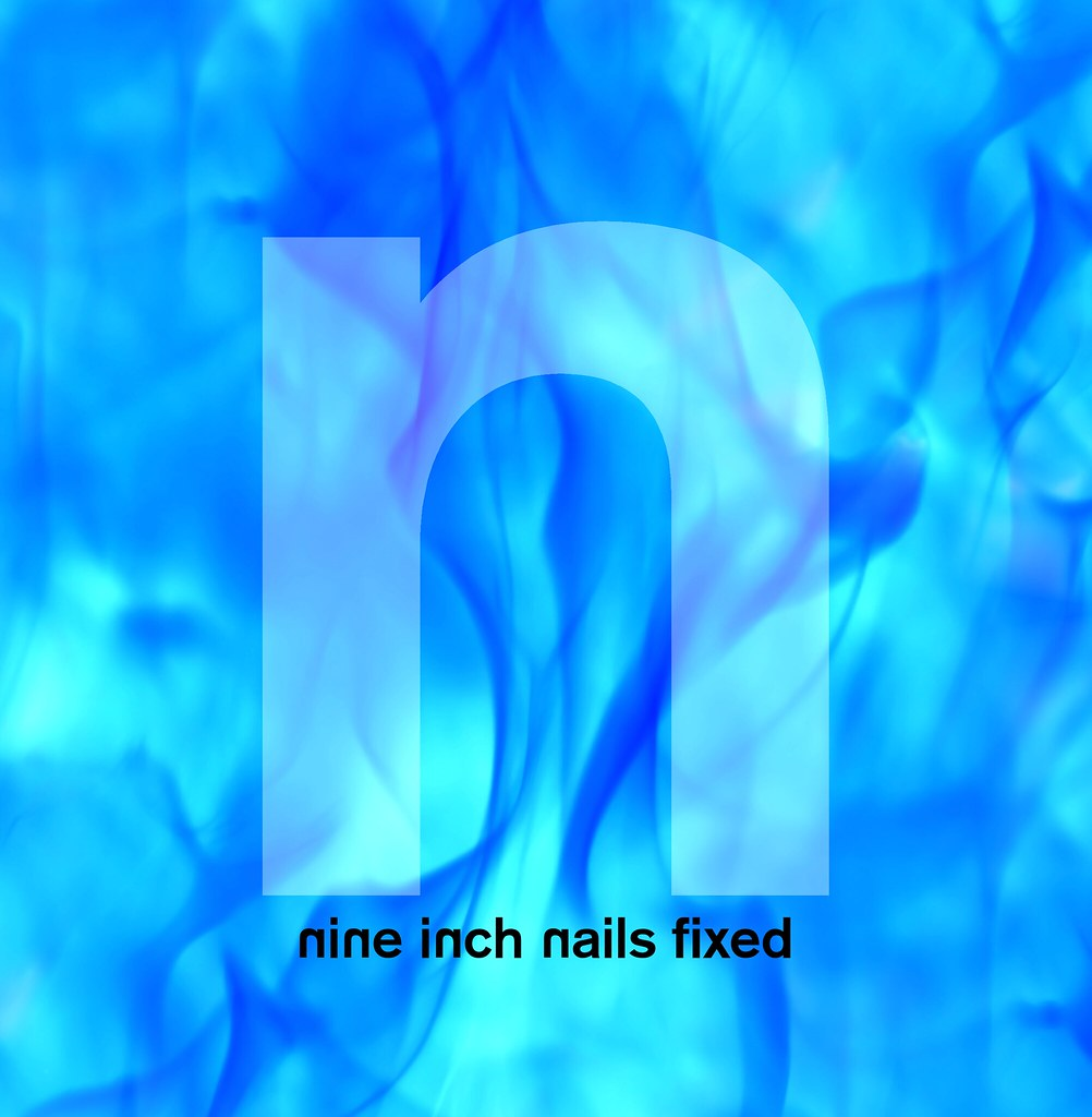 NIN Fixed EP remastered iTunes cover art | Shaheen Govani | Flickr