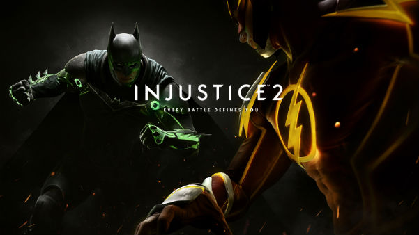 New Injustice 2 Gameplay