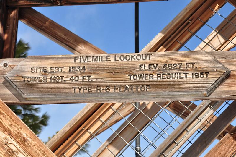 Fivemile Butte