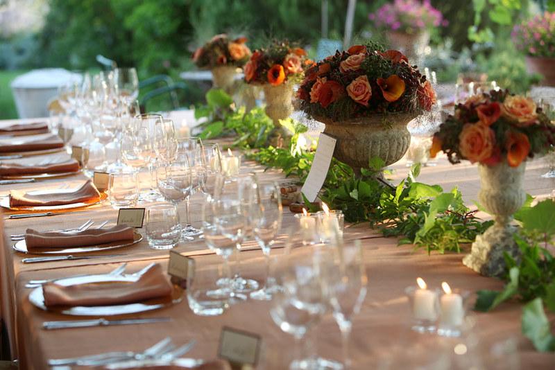 Table-settings-bohemian-style-wedding
