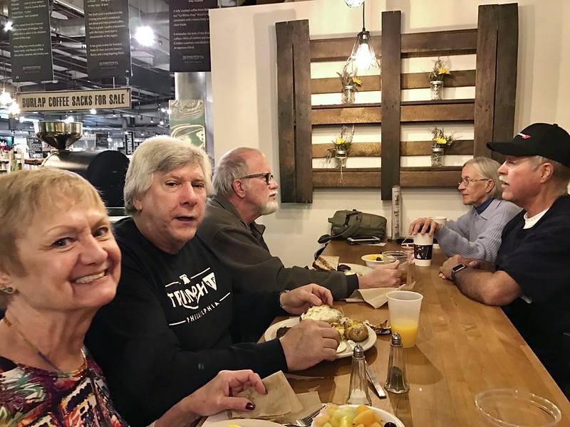 2017-02-12 2nd Sunday Breakfast @ Queen Creek Olive Mill