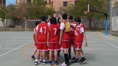 Infantil Ferrer i Guàrdia vs El Pilar 2