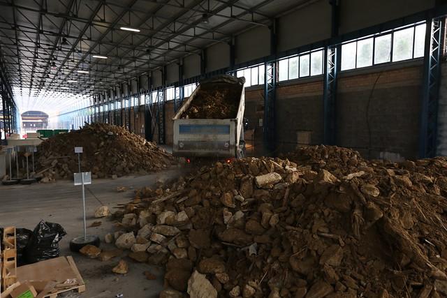 Terremoto centro Italia: gestione delle macerie