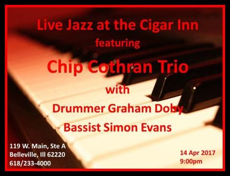 Cigar Inn 4-14-17