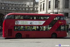 Wrightbus NRM NBFL - LTZ 1065 - LT65 - Go Ahead London - London 2017 - Steven Gray - IMG_8640