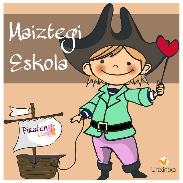 Egonaldi Pirata- Maiztegi eskola 2017/05/15-17