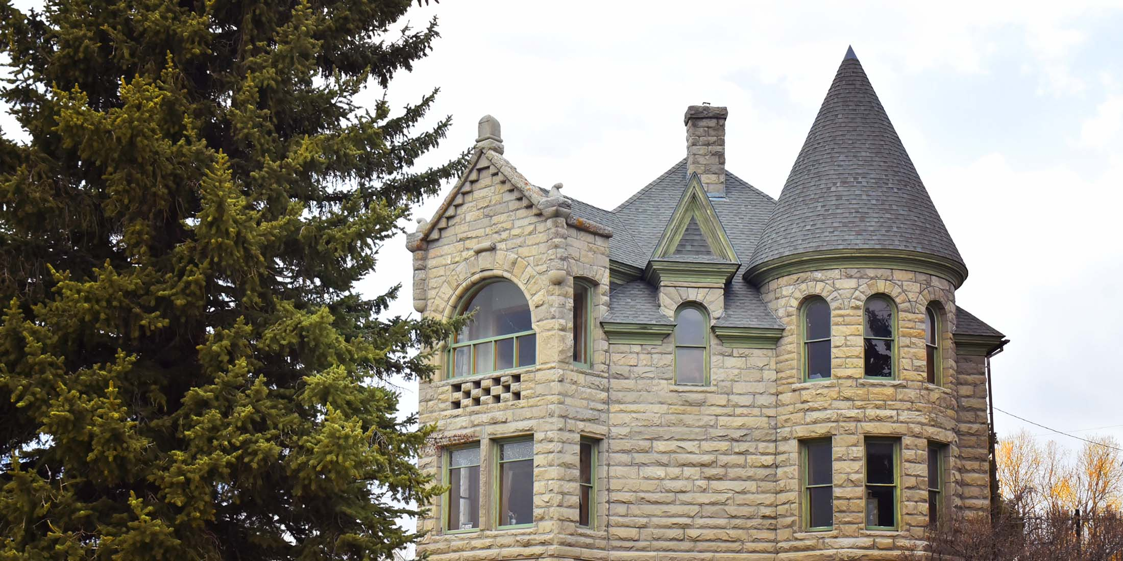 Information about the Castle Museum located in White Sulphur Springs, Montana.