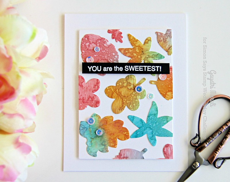 You are the sweetest card1