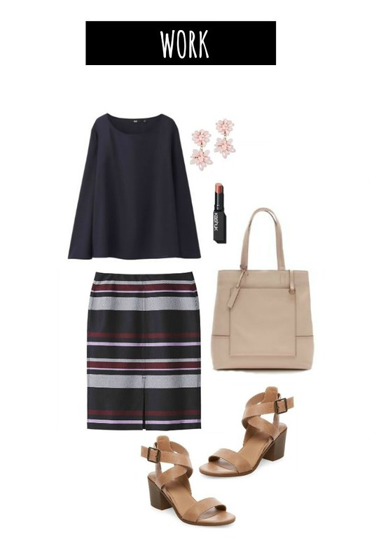 3 ways bell sleeve blouse for work | Style On Target