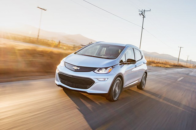 167 Chevy Bolt The First Low Priced Long Range Electric Vehicle