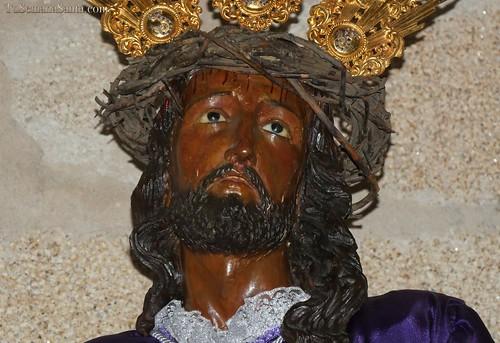 Cristo del Perdón en Cuaresma