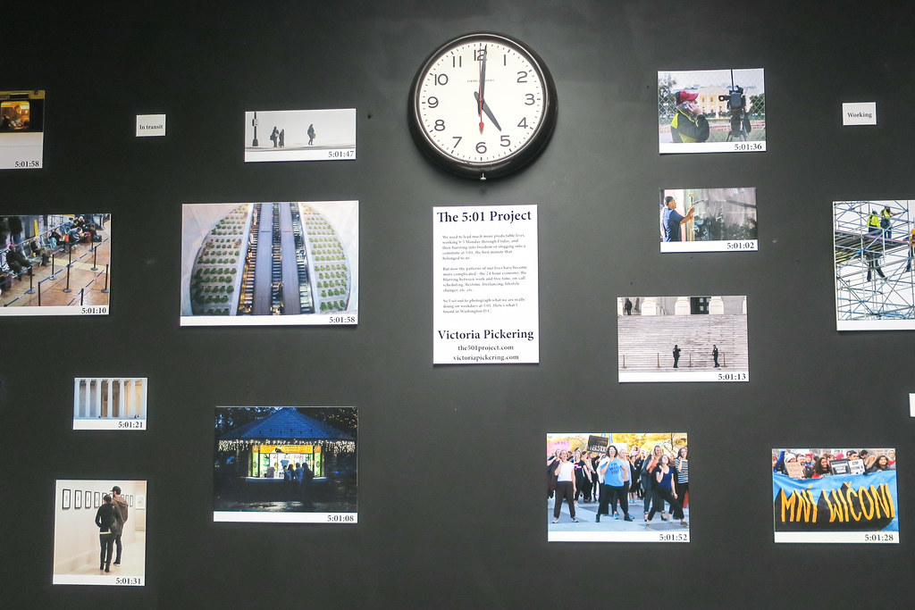 The 5:01 Project by Victoria Pickering
