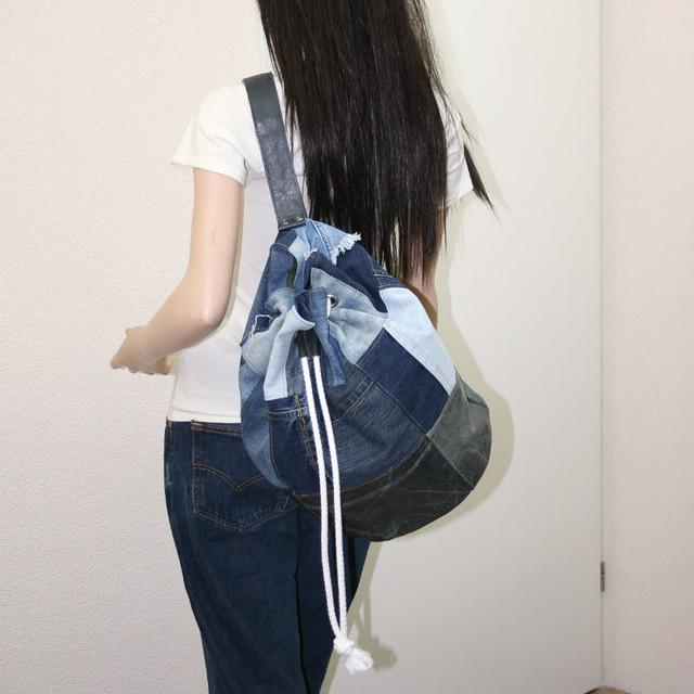 spijkertas - jeanstas