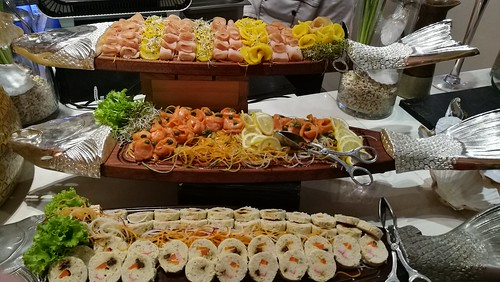 DavaoFoodTripS.com | Sumptuous Seafood Buffet at Cafe Marco in Marco Polo Davao