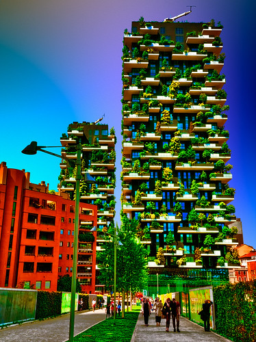 Milano - Bosco Verticale - Vertical Forest | by Marco Trovò