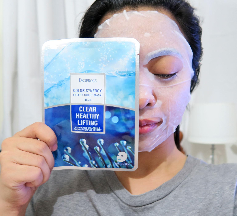 7 Watsons Mask Challenge - Watsons KBeauty - Gen-zel.com(c)