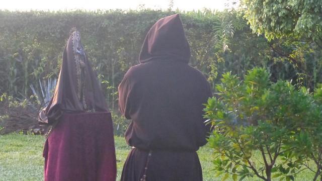 Dores de Maria no Noviciado Masculino