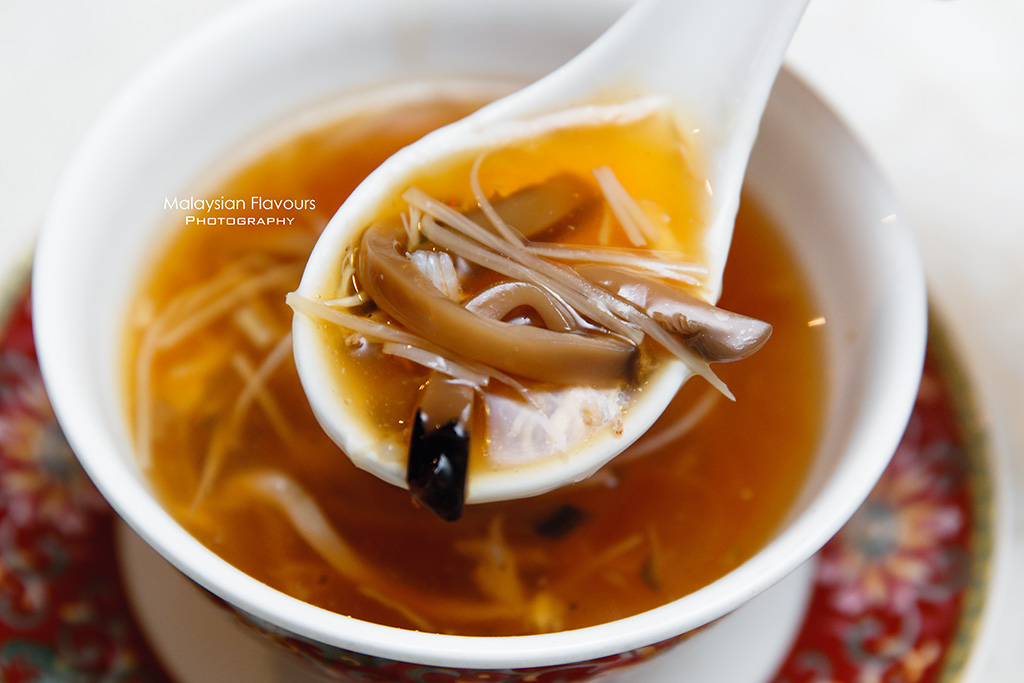 Lai Ching Yuen New Menu