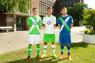 VfL-Wolfsburg-14-15-Home-Away-Third-Kit | by stonehawkmilleneum