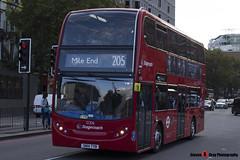 Alexander Dennis Trident Enviro 400 - SN14 TYB - 12306 - Stagecoach - King's Cross London - 140926 - Steven Gray - IMG_0371
