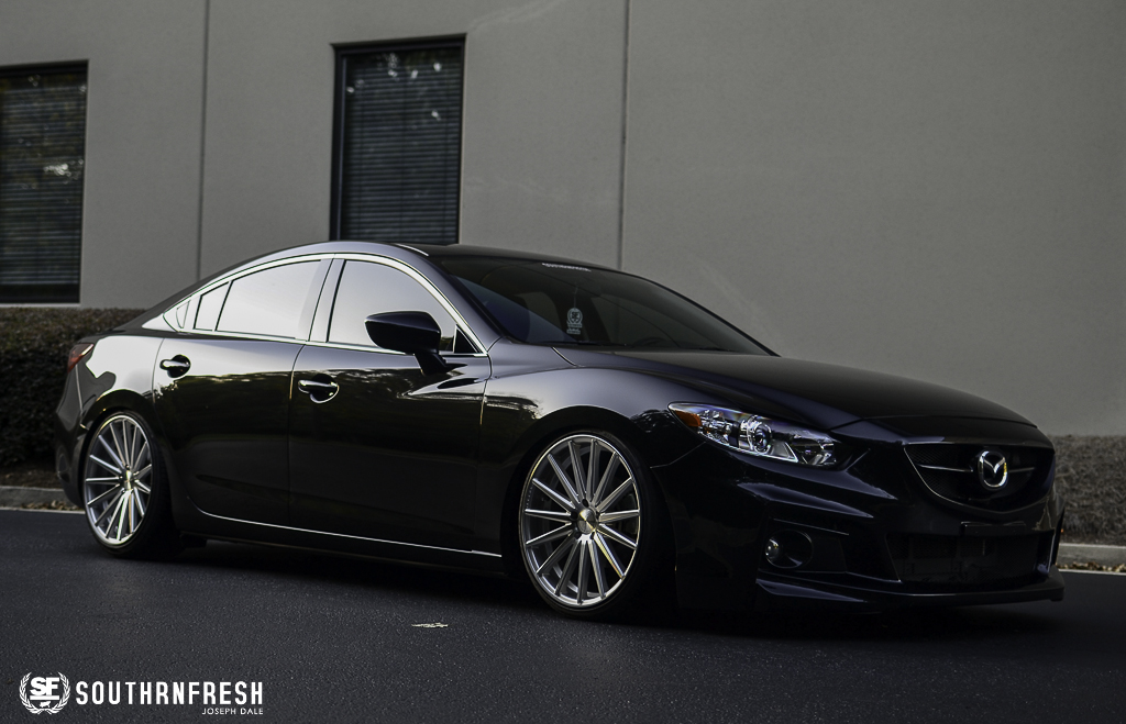 ... 2015 Mazda 6 Progress | By SOUTHRNFRESH