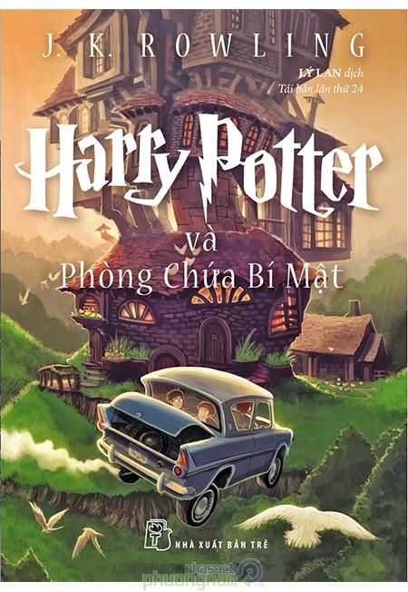 Harry Potter Và Phòng Chứa Bí Mật (tái bản 2017) - J.K. Rowling