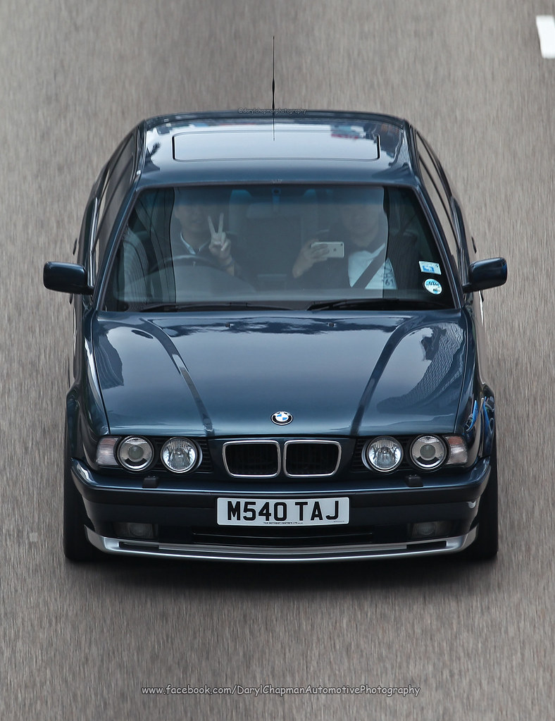 Bmw e34 m5 uk limited edition by daryl chapman photography… | flickr.